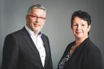 Claudia Hellbach und Mario Werndl