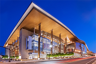 Music City Center in Nashville